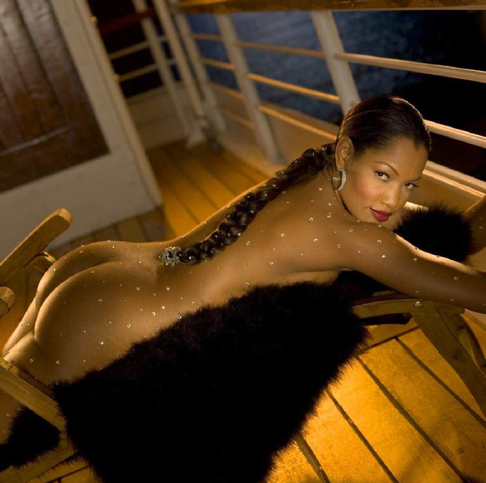 Garcelle Beauvais Nude Pussy