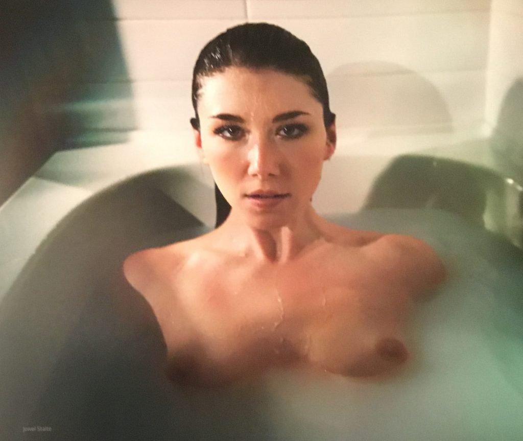 Jewel Staite Nude (3 Photos)