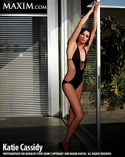 Katie Cassidy Sexy (10 Photos)