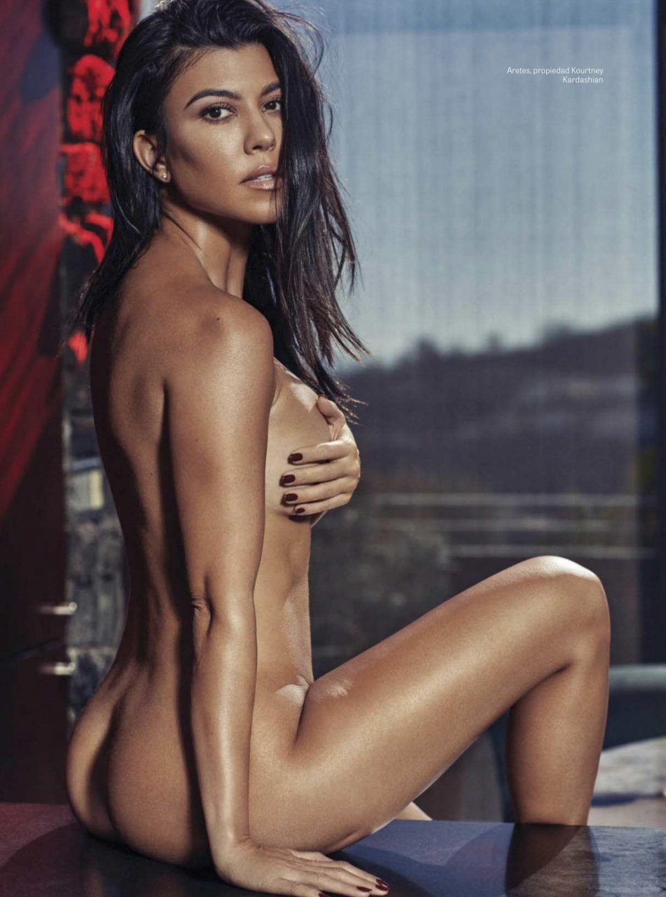 Speaking, would Kourtney kardashian nude oops