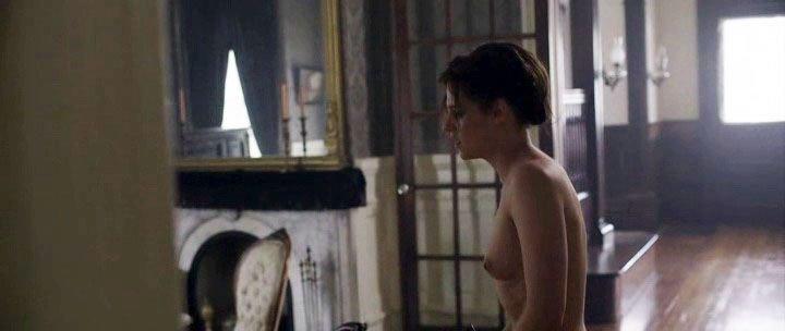 Kristen Stewart, Chloe Sevigny Nude – Lizzie (12 Pics + GIFs & Video)