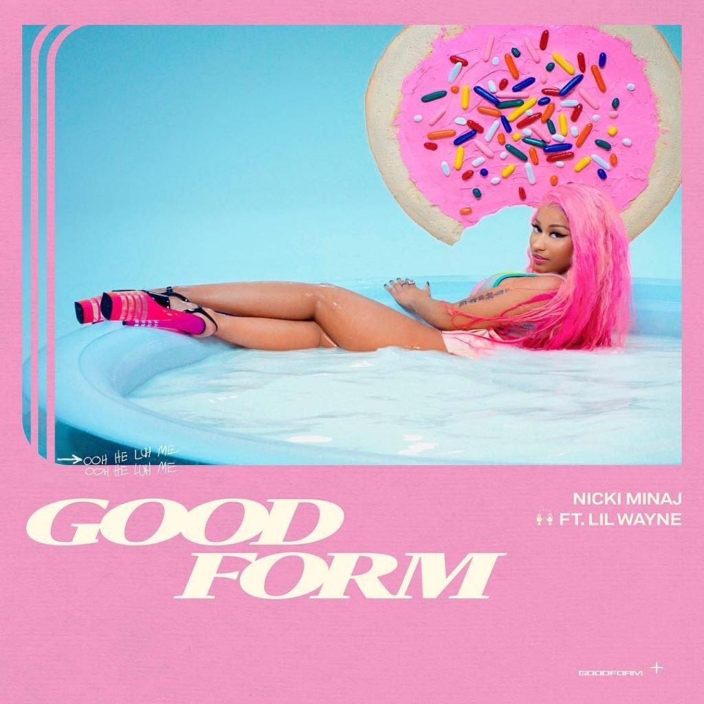 Nicki Minaj (2 Sexy Photos)