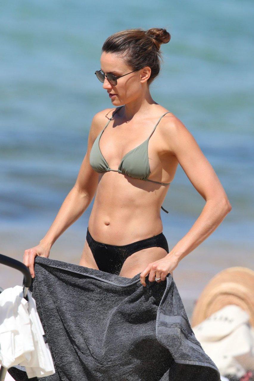 Finch  nackt Rachael Bikini