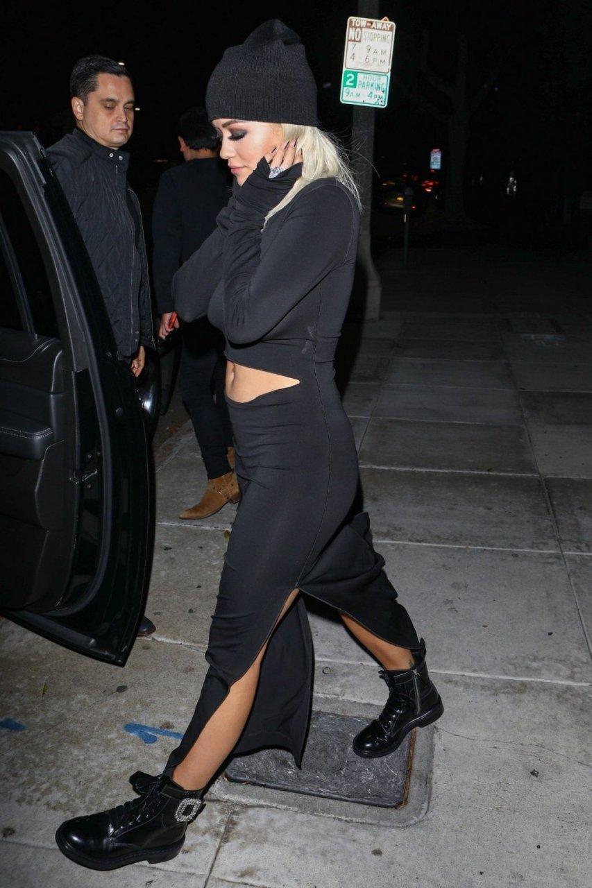Rita Ora See Through (30 Photos)