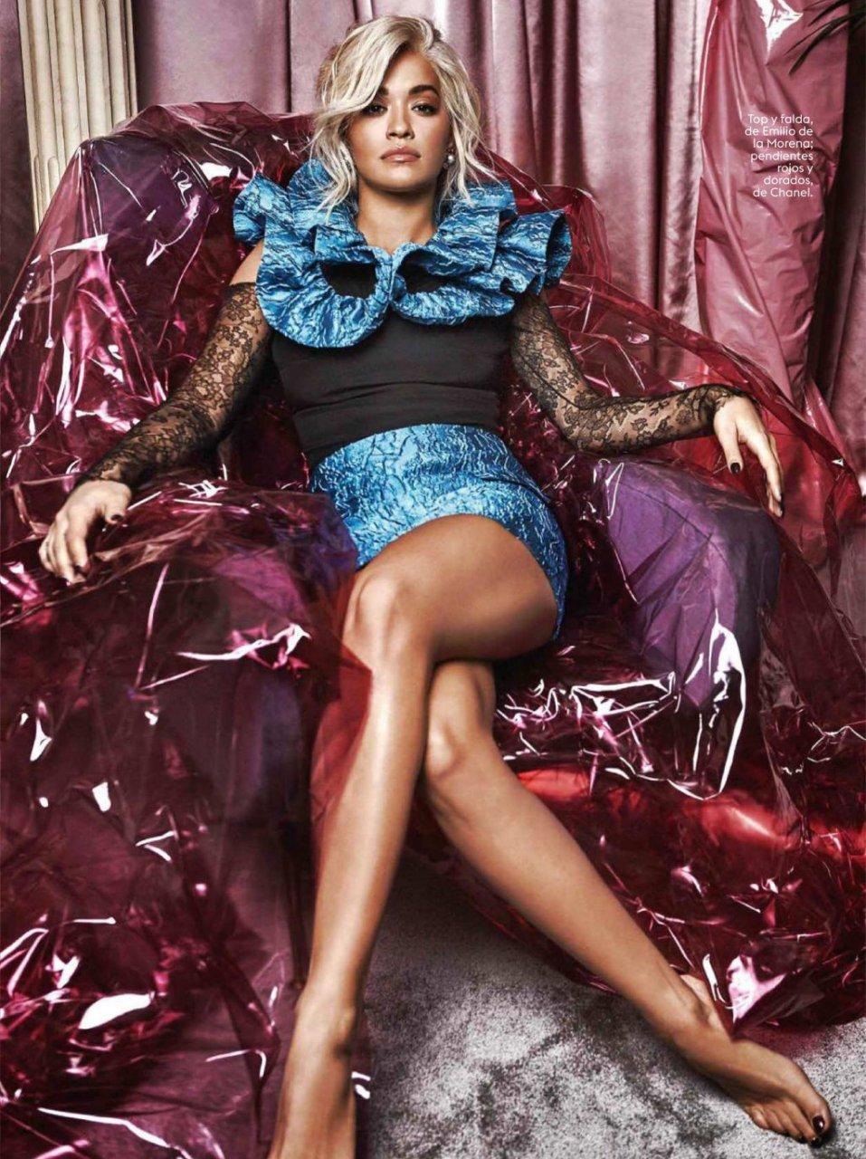 Rita Ora Sexy (8 Hot Photos)
