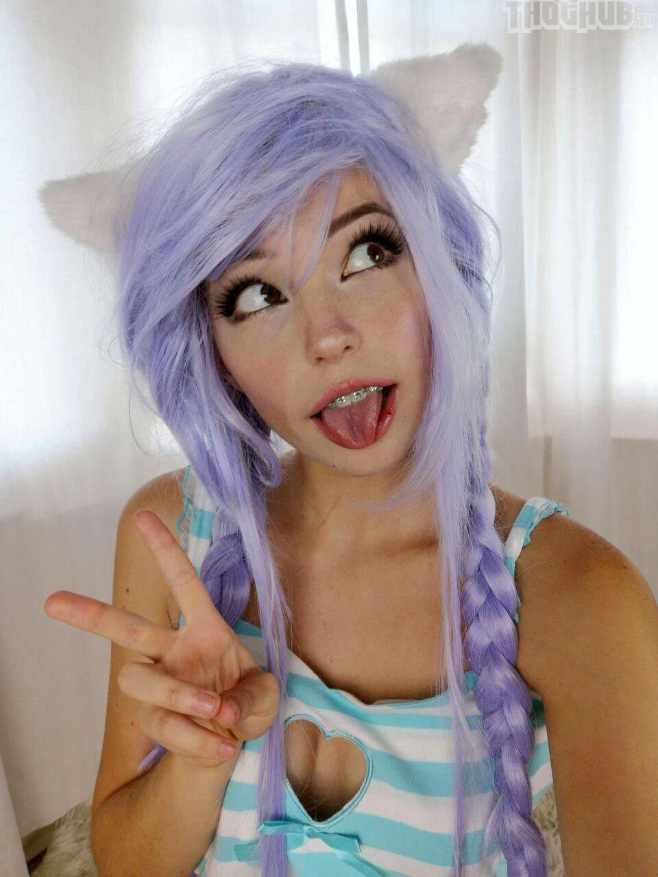 Belle Delphine Nude Leaked & Sexy (324 Photos + PORN Video)