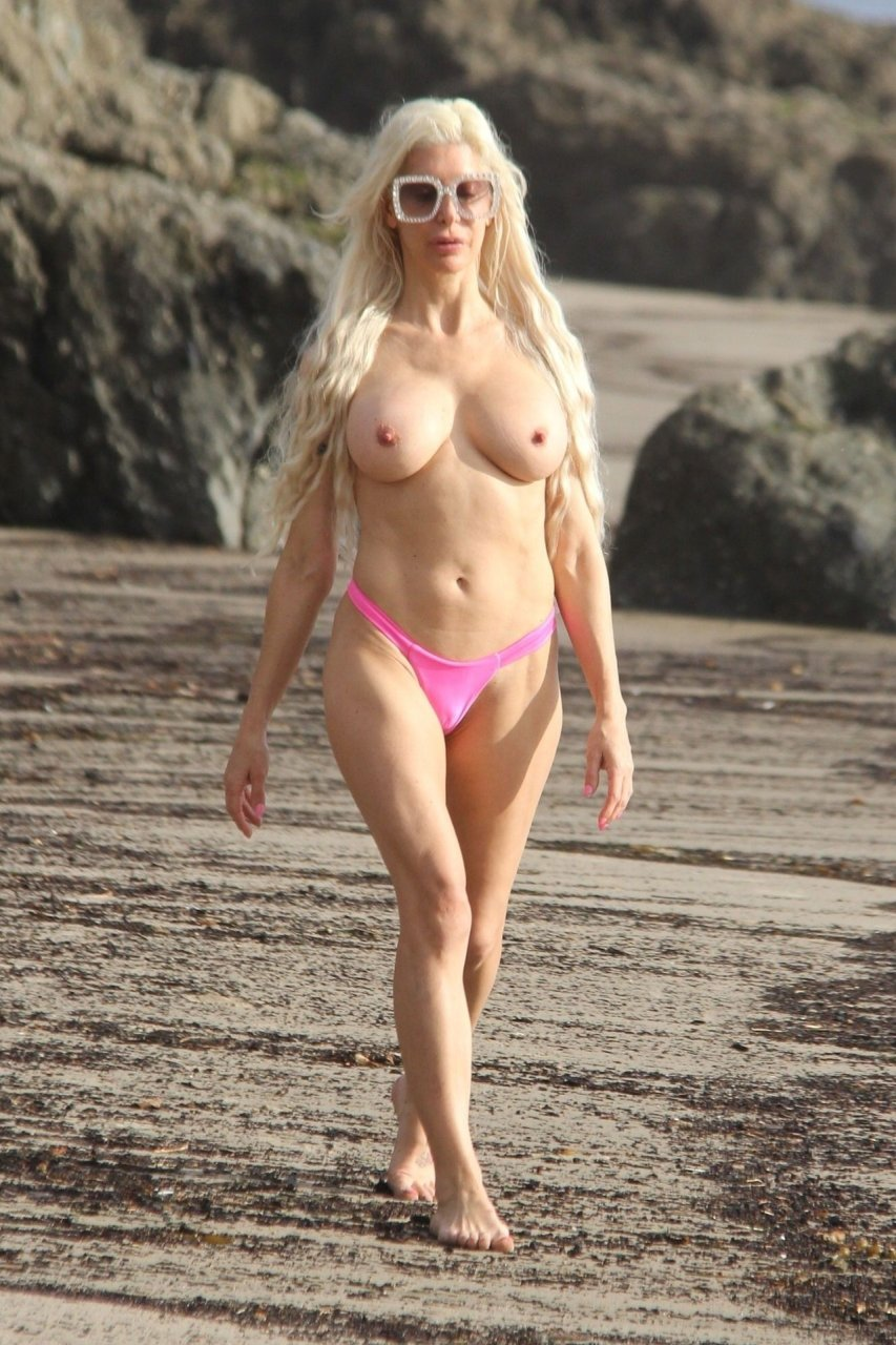 "Angelique Frenchy Morgan Naked angelique ""frenchy"" morgan topless (16 photos) 
