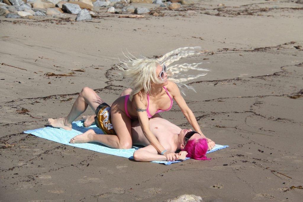 """Angelique """"Frenchy"""" Morgan Hot (41 Photos)"""