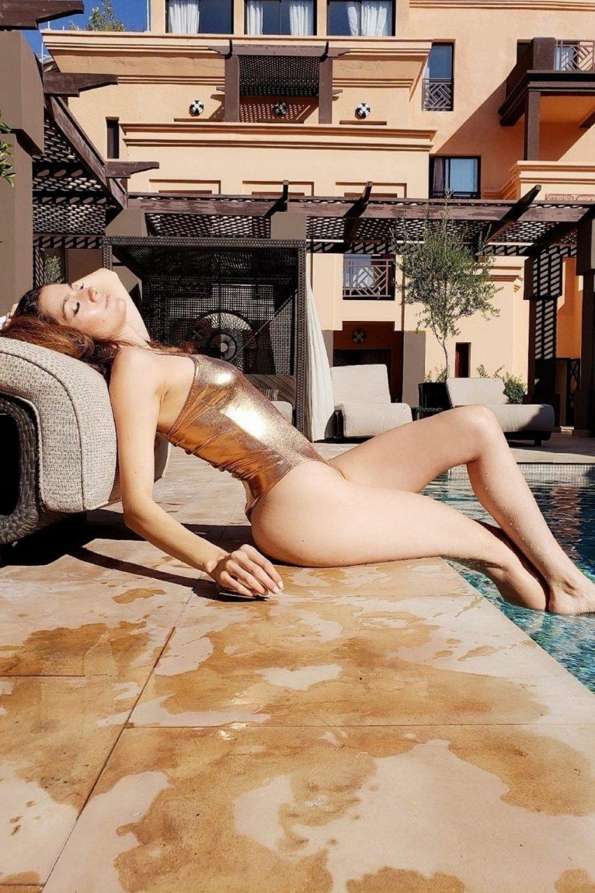 Blanca Blanco Sexy (7 Photos)