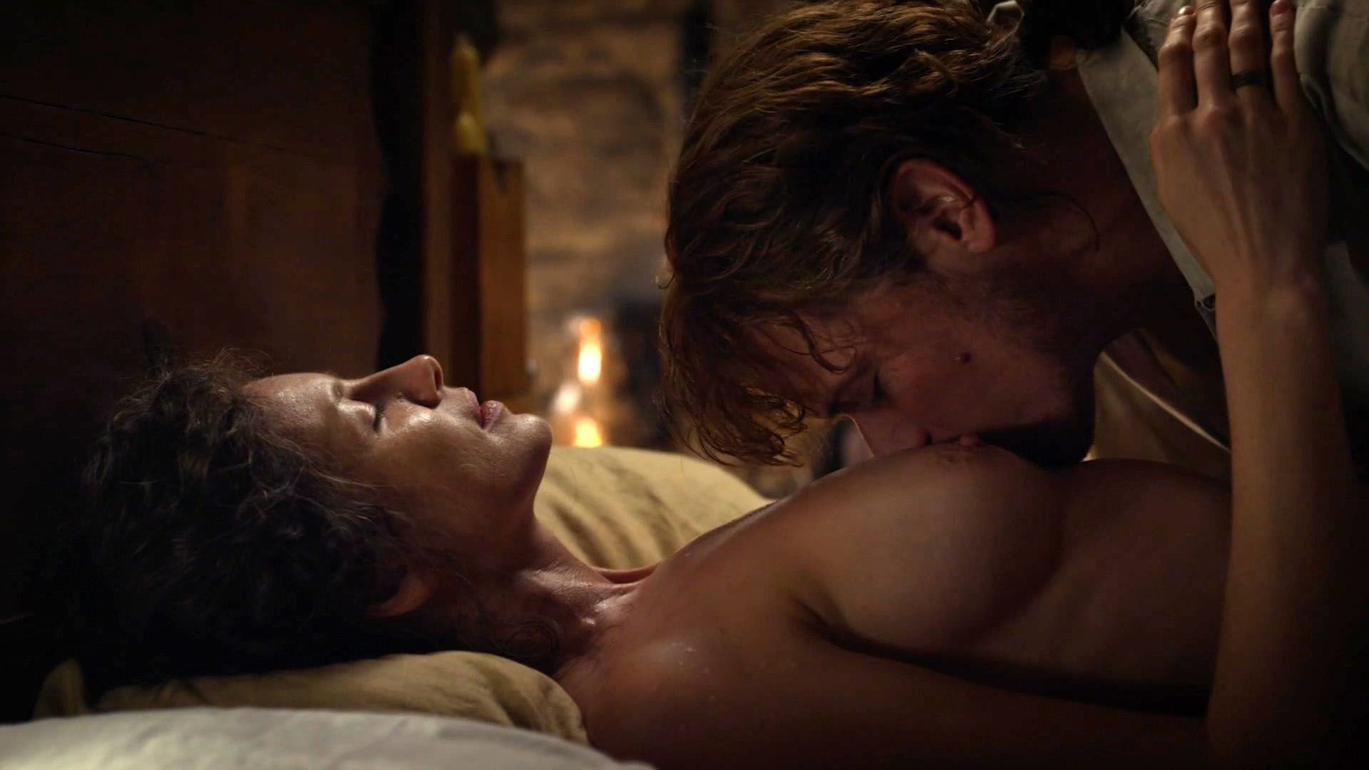 Caitriona Balfe Naked In Sex Scenes Pornoimage