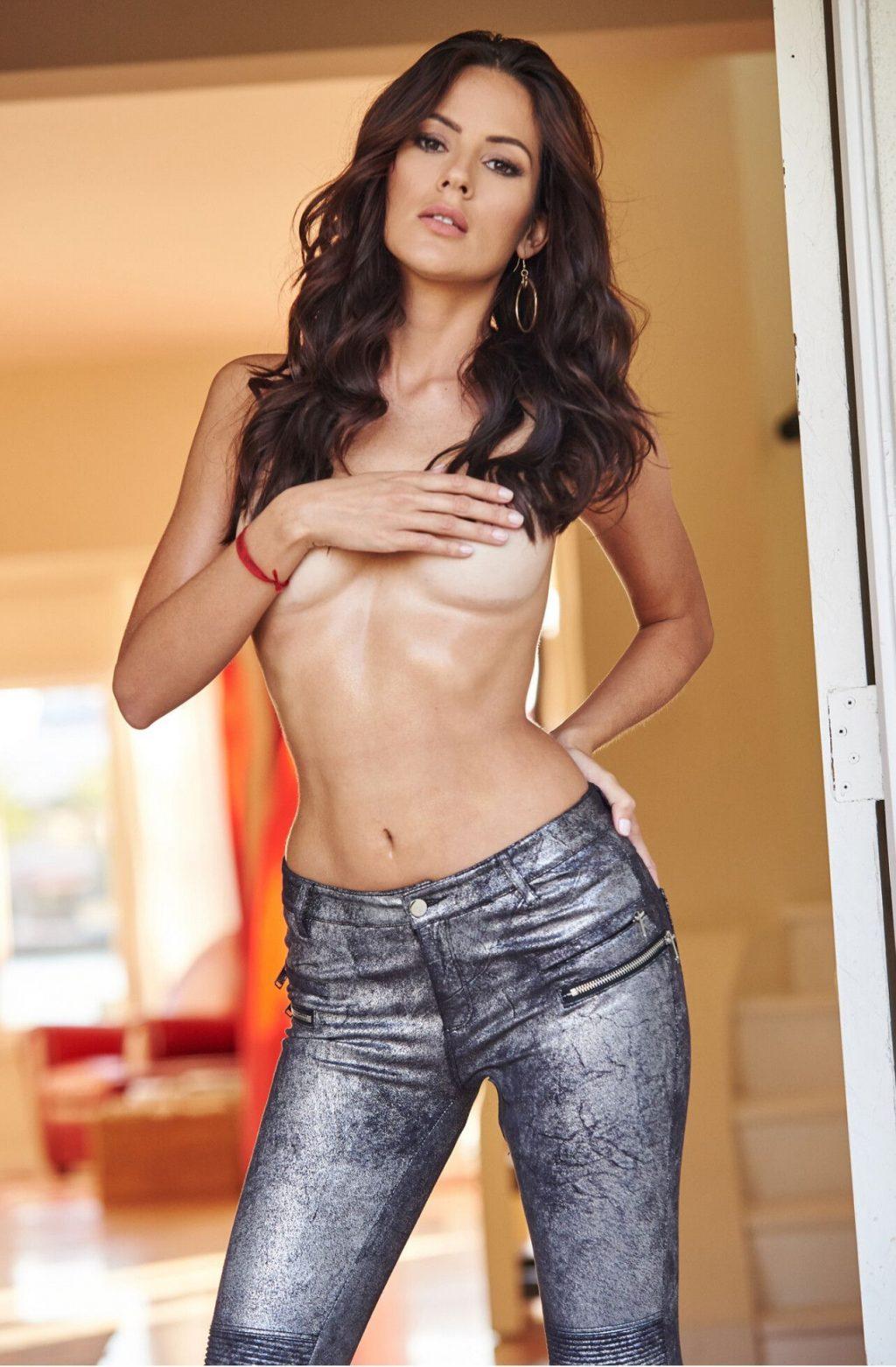 Jessica Camacho Topless