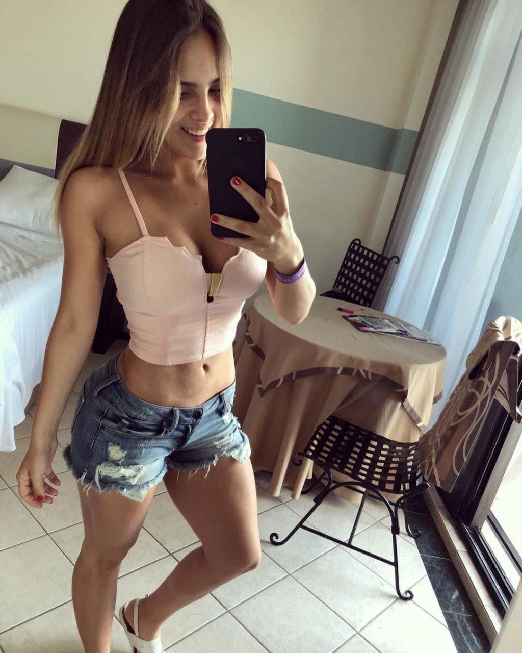 cleavage Porno Daysy Rodriguez Ferreira naked photo 2017
