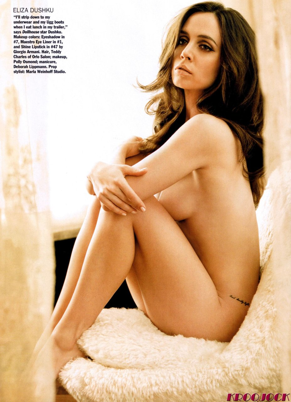 Eliza Dushku Topless 1 Photo