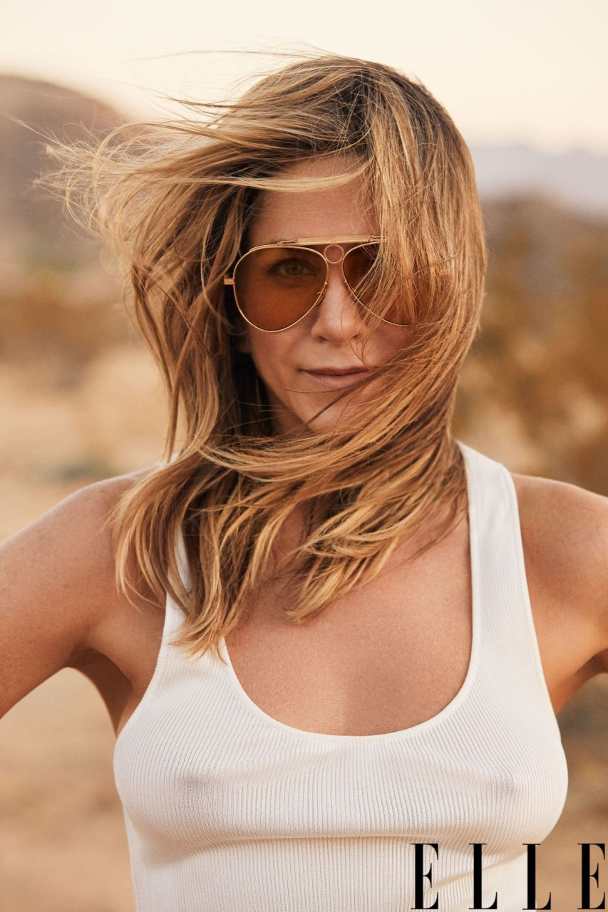 Think, that Jennifer aniston nude tits remarkable