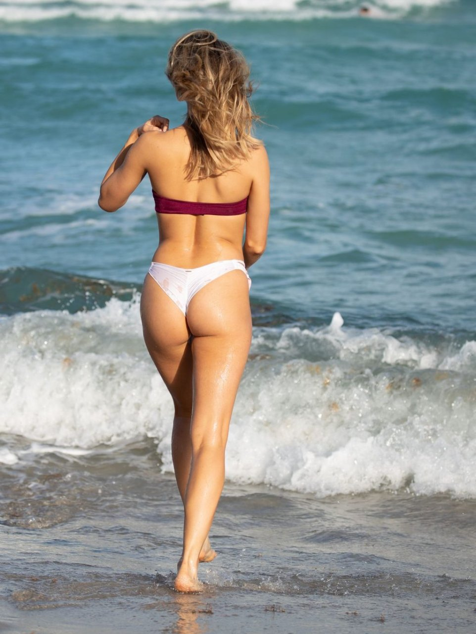 Joy Corrigan & Marion Sealy Sexy (24 Photos + Video)