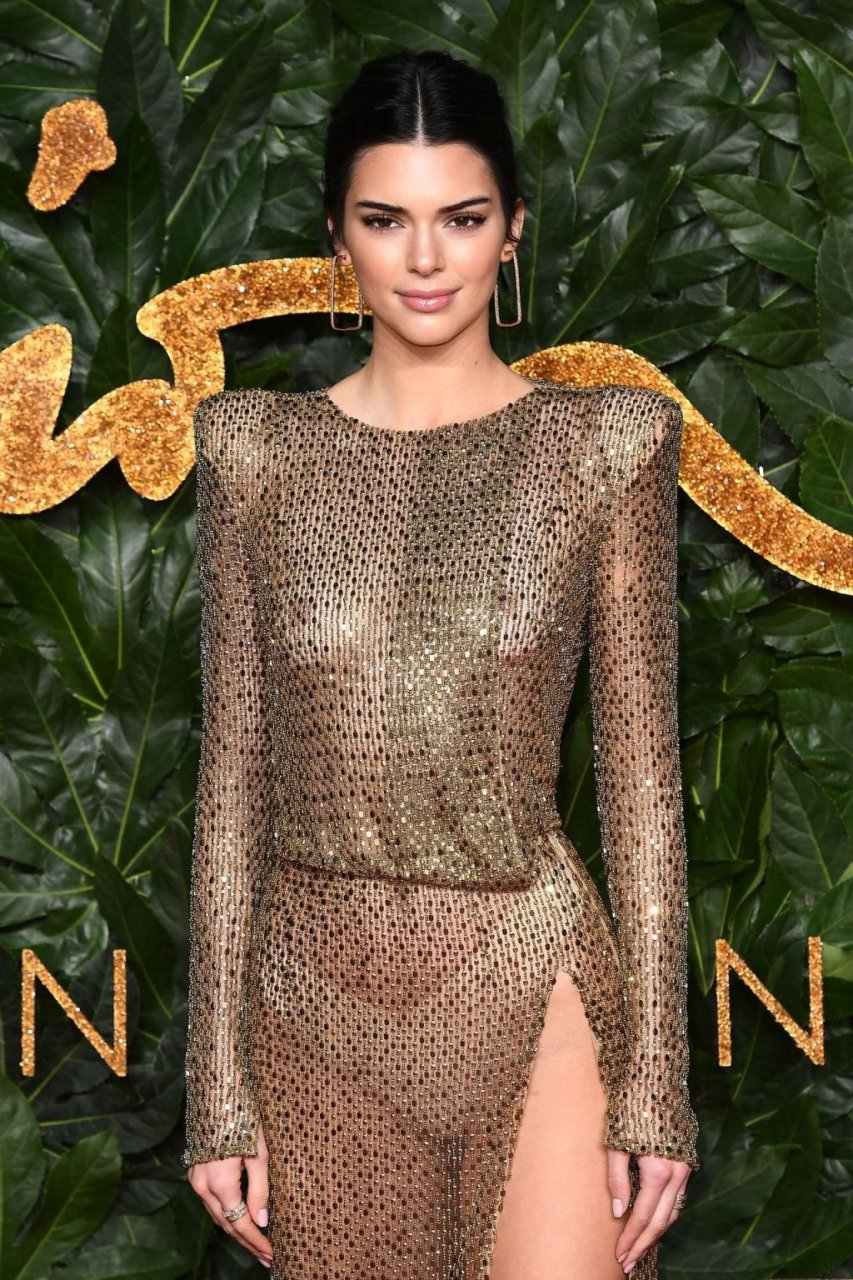 Kendall Jenner See Through (47 Photos + Video)