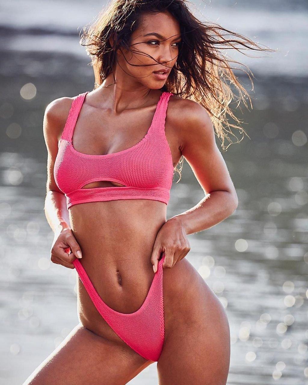 Lais Ribeiro Sexy & Topless (6 Photos + Videos)