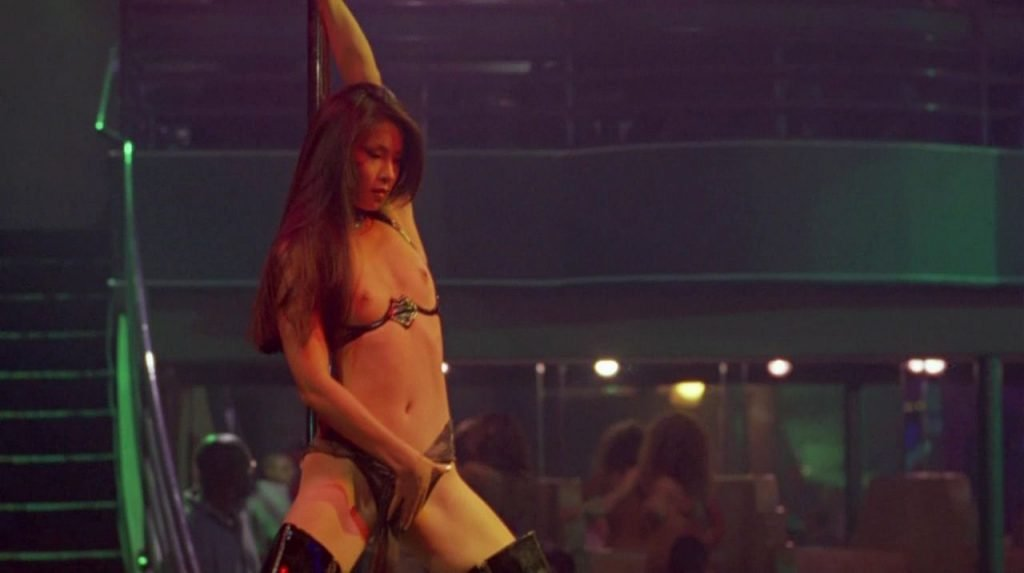 Lucy Liu Nude – City of Industry (6 Pics + GIF & Video)