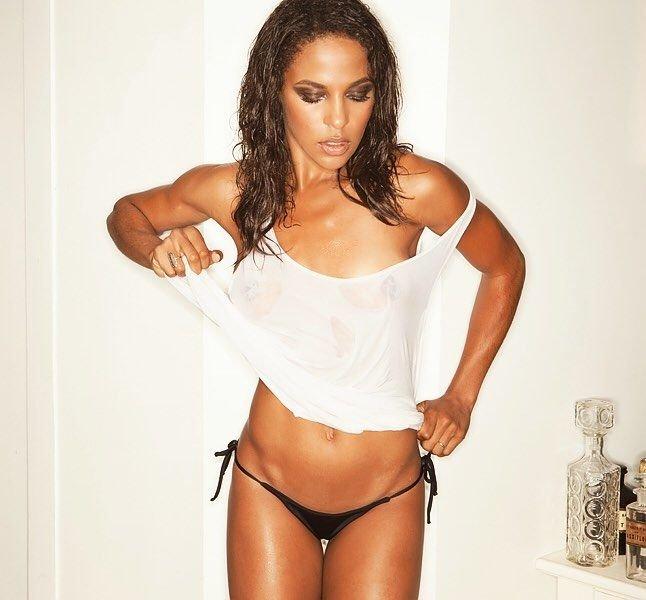 Megalyn Echikunwoke See Through & Sexy (5 Photos)