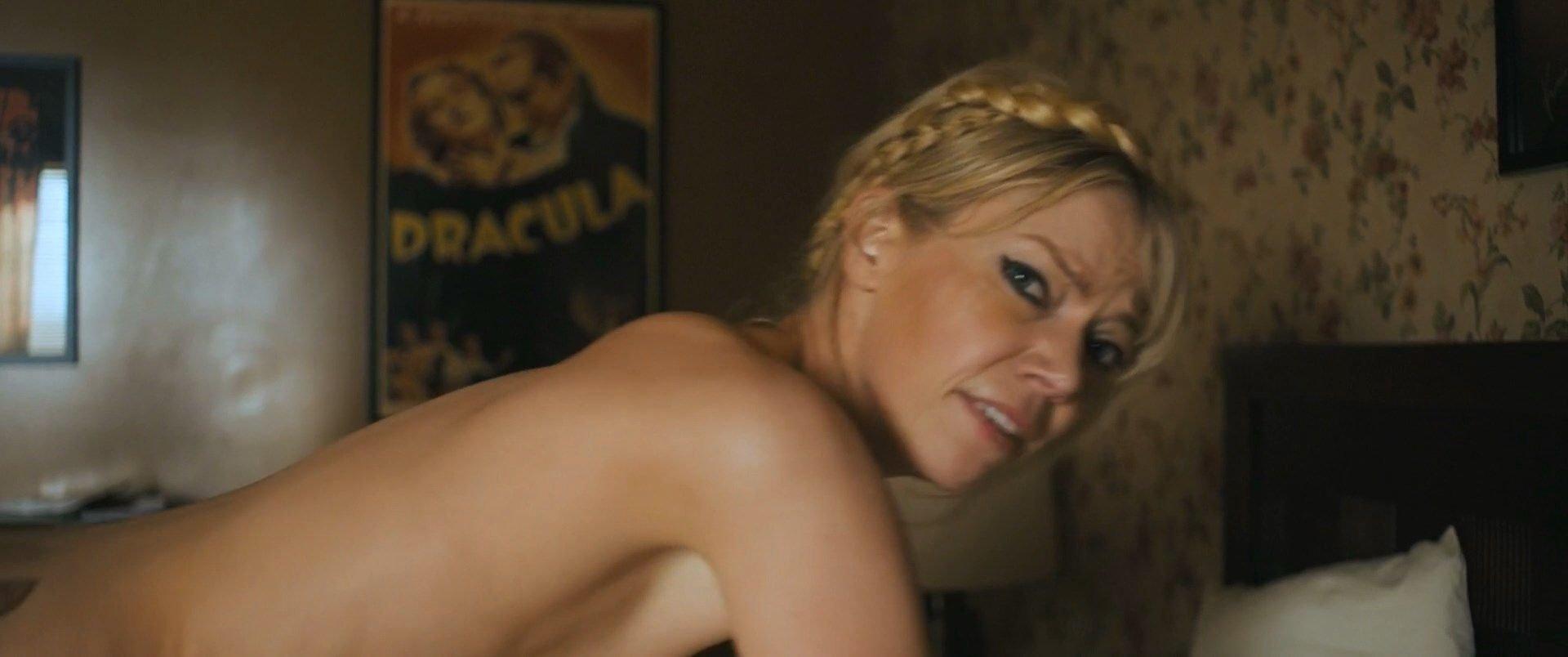 Sexy girls gunged naked
