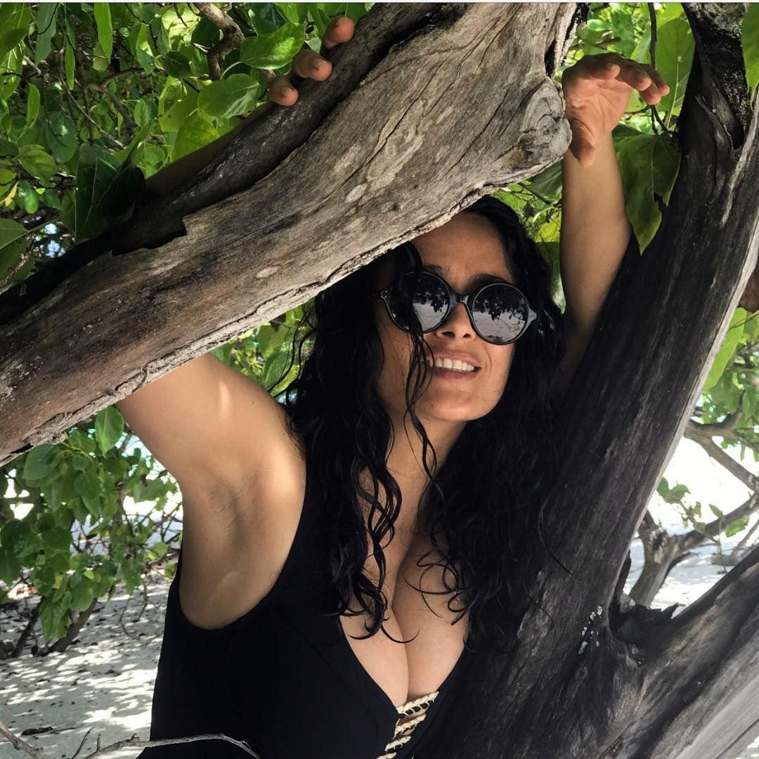 Salma hayek desnudo y sin censura