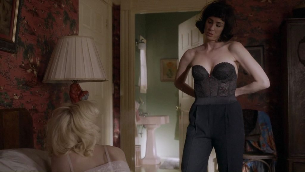 Sarah Silverman Nude, Annaleigh Ashford Sexy – Masters of Sex (7 Pics + GIF & Video)