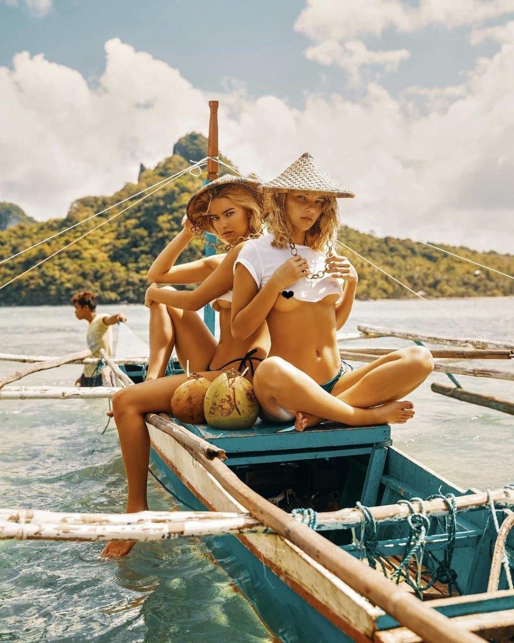 Tess Jantschek Nude & Sexy (100 Photos)