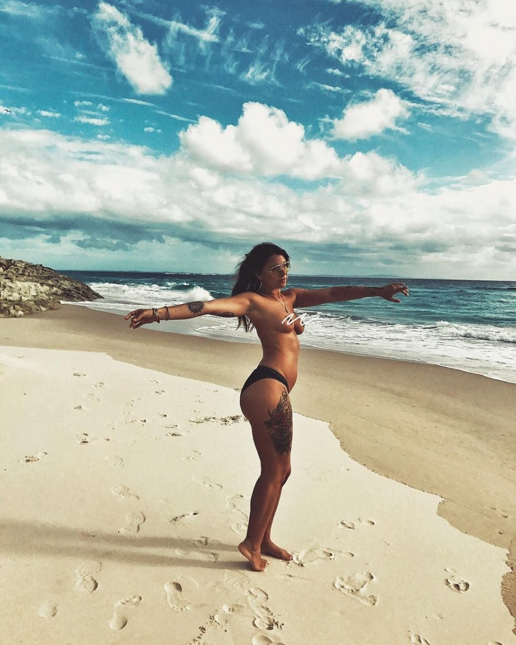 Sexy Xoe Zahara nude (19 photo), Sexy, Sideboobs, Instagram, swimsuit 2019