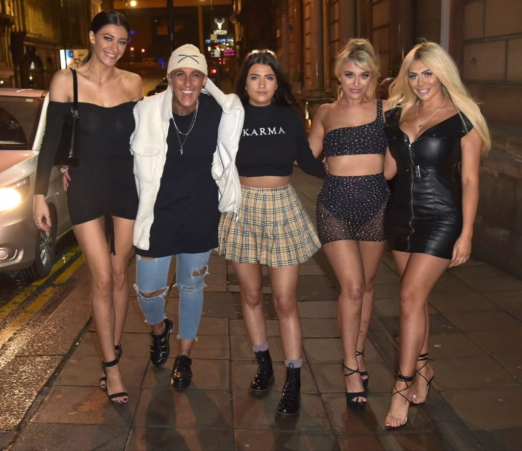 Abi Newton, Bethan Kershaw, Chloe Ferry, Natalie Phillips, Tahlia Chung Sexy (57 Photos)