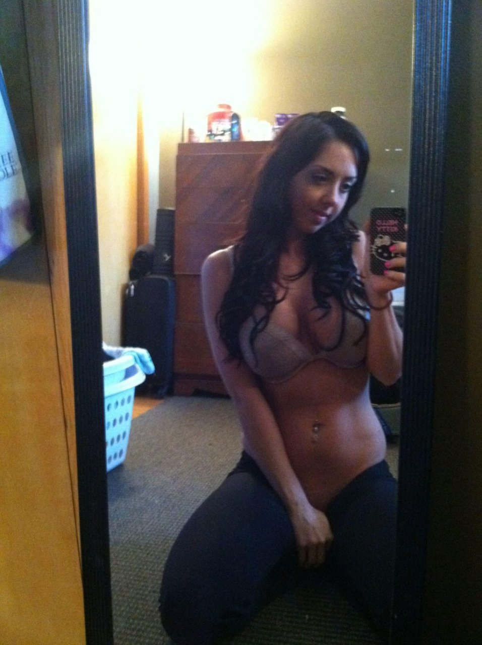 Allie (TNA) Sexy Leaked Fappening (1 Photo)