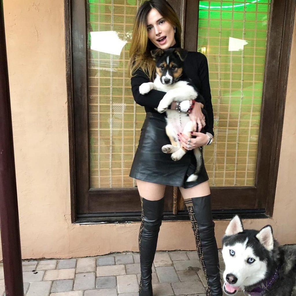Bella Thorne See Through & Sexy (3 New Photos)