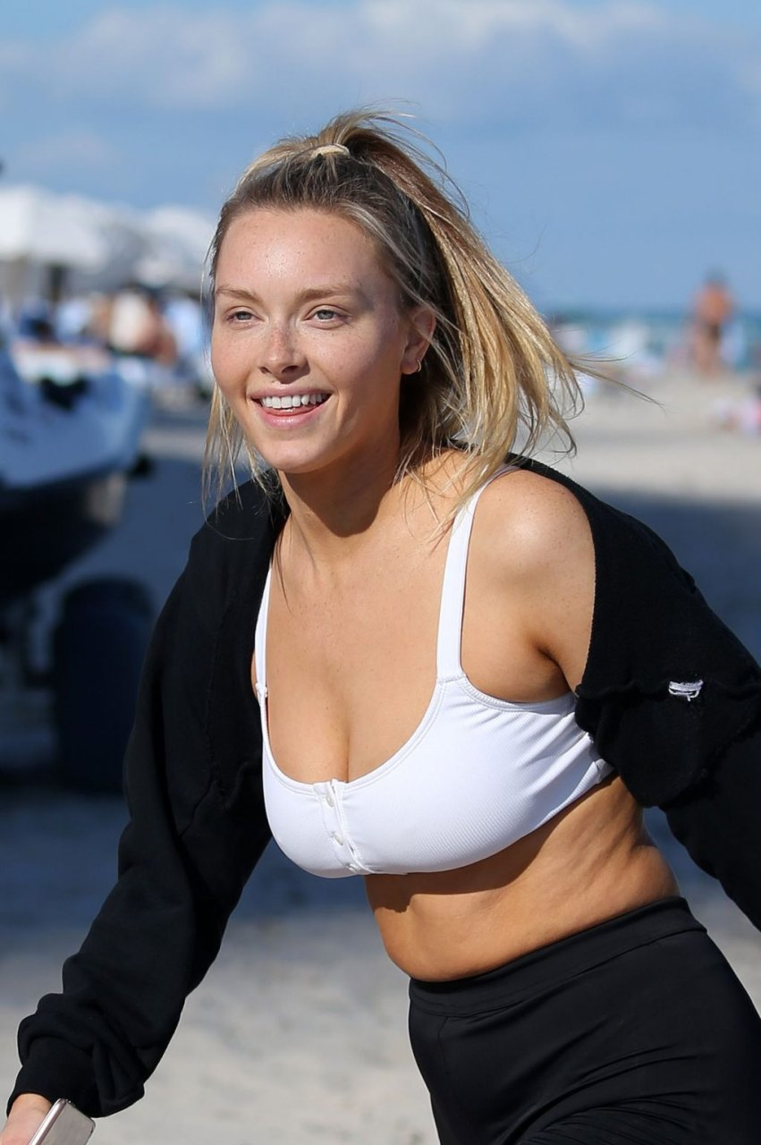 Camille Kostek Sexy (25 Photos)