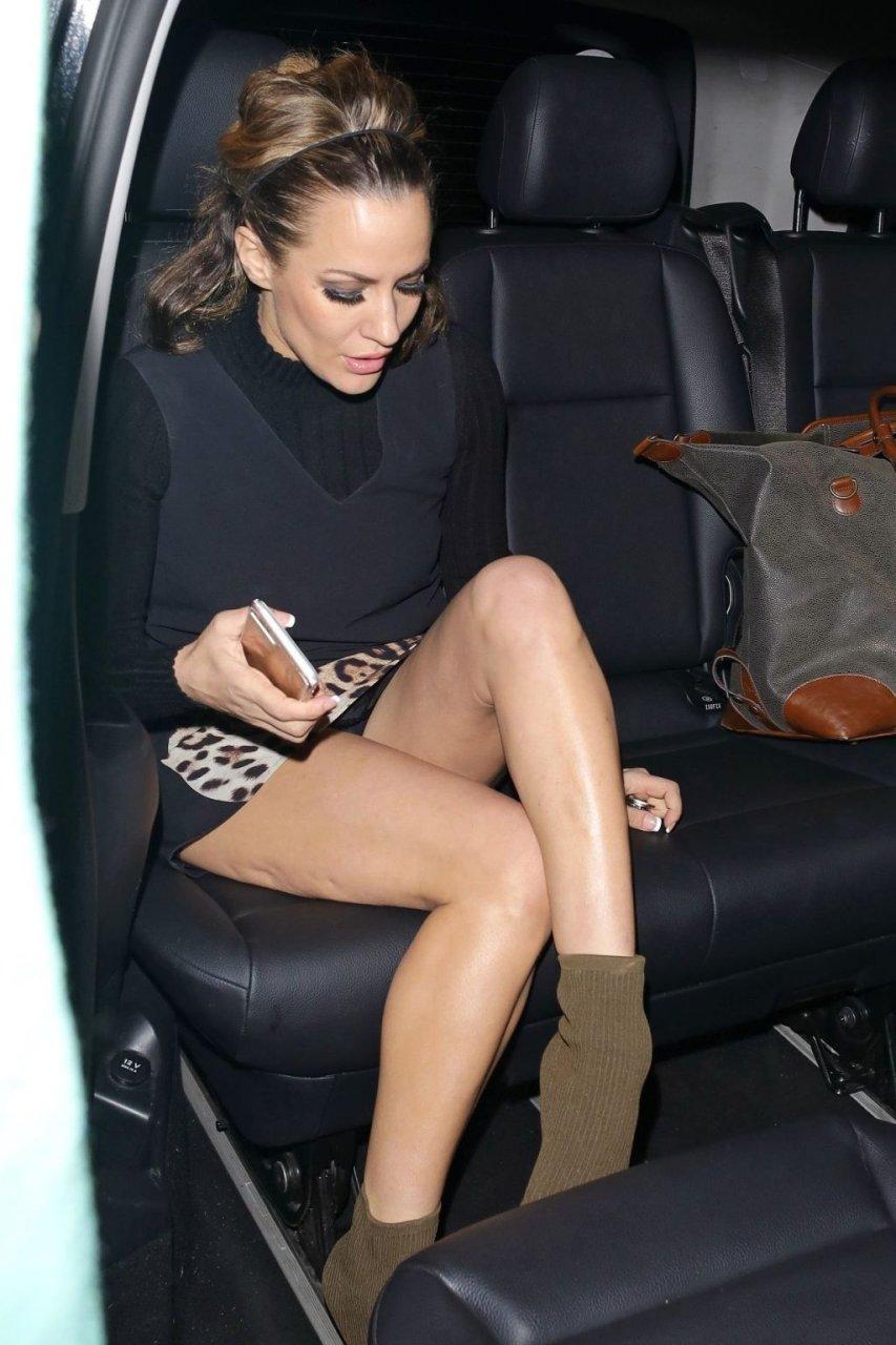 Caroline Flack Upskirt (20 Photos)