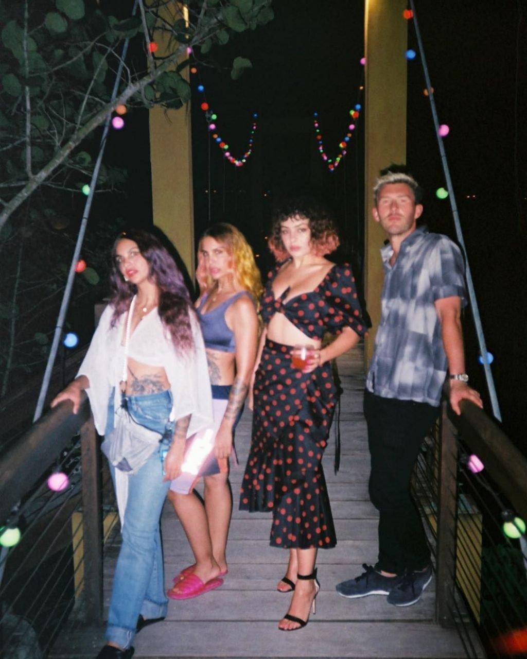 Charli XCX See Through & Sexy (17 Photos)
