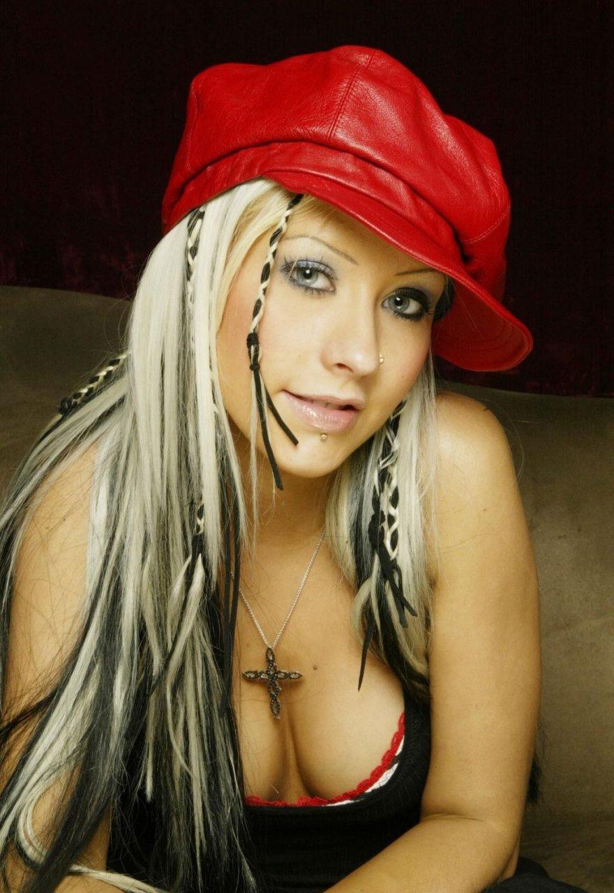 Christina Aguilera Sexy (3 Photos)