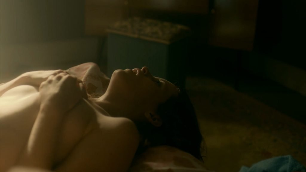 Claire Foy Nude – White Heat (6 Pics + GIF & Video)