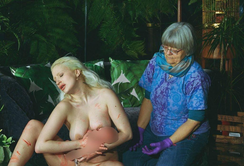 Gina Harrison Nude (9 Photos)