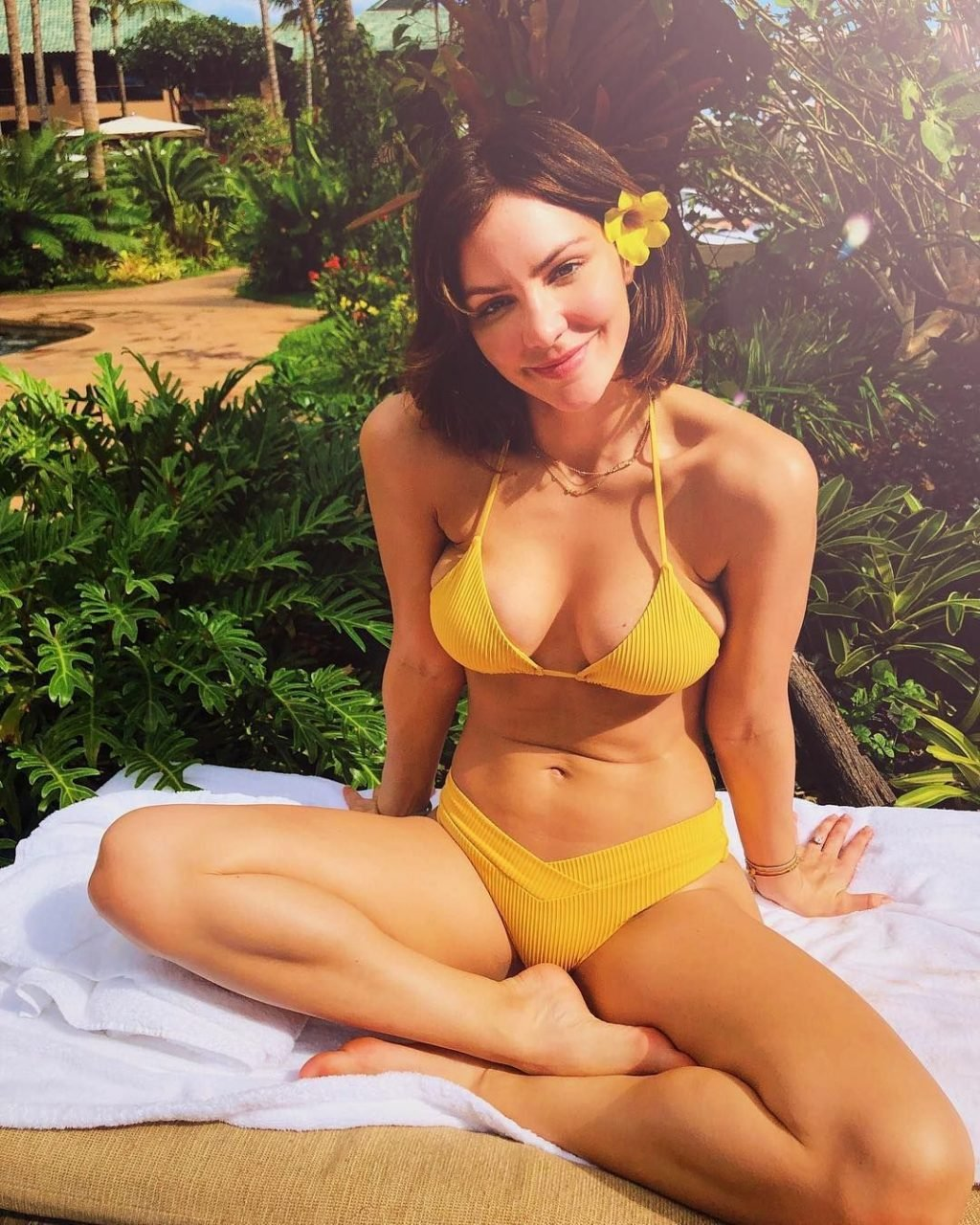 Katharine McPhee Nude Photos and Videos   #TheFappening