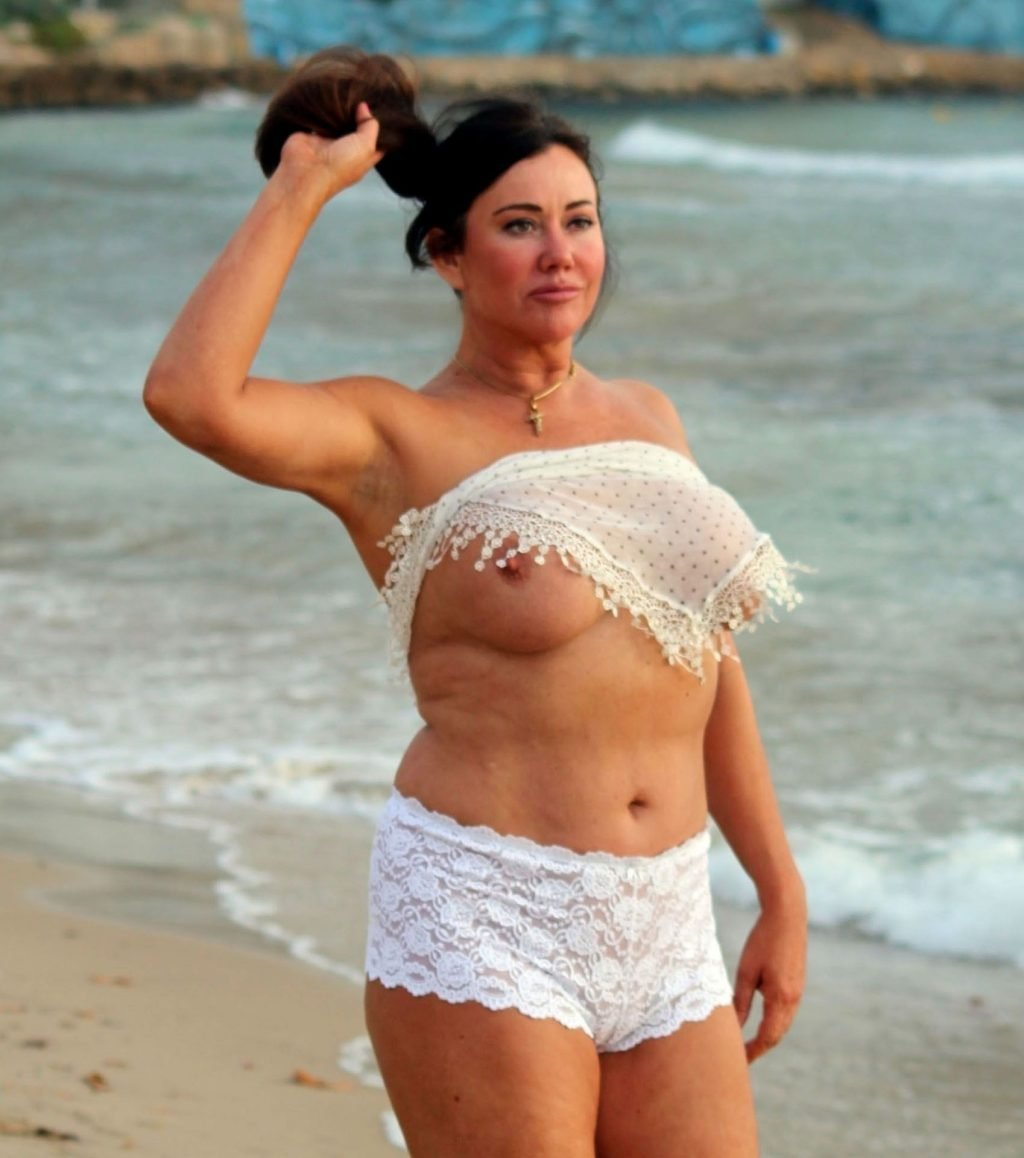 Lisa Appleton Sexy Topless - 57 Photos