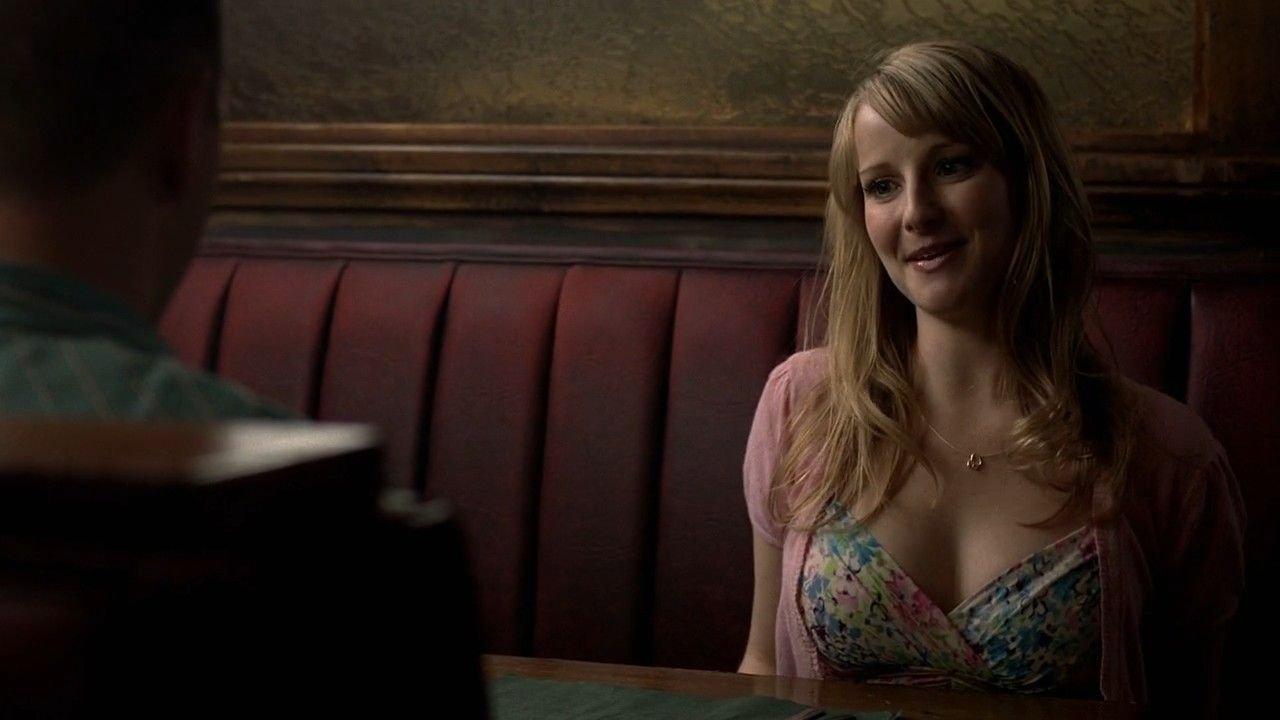 Melissa rauch tits mistake