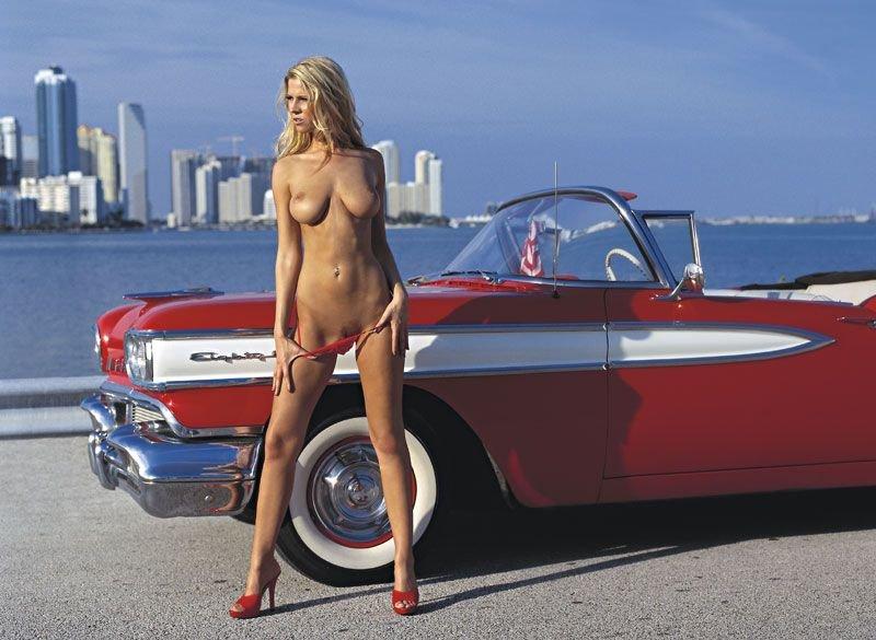 Myriel Brechtel Nude & Sexy (55 Photos)