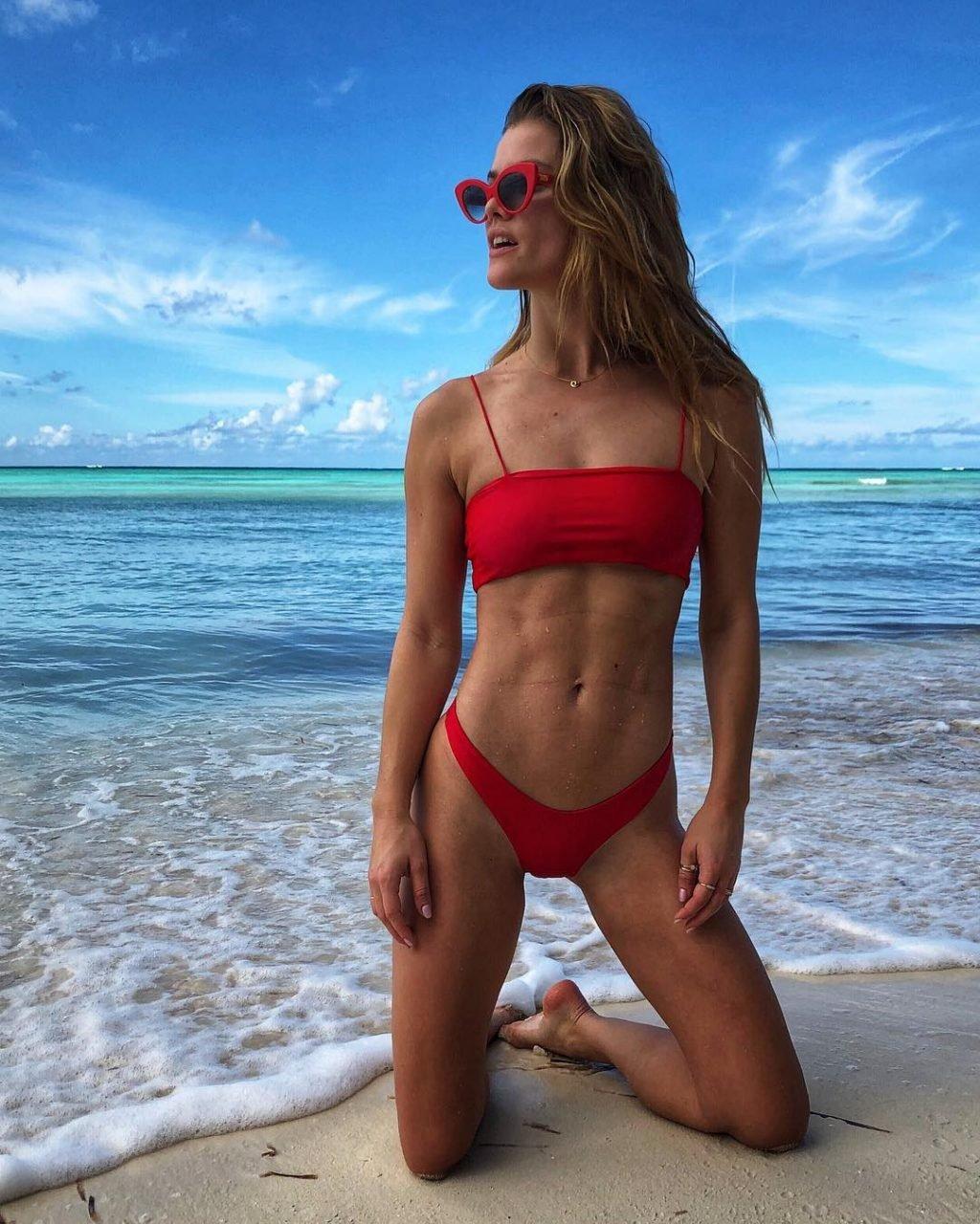 Nina Agdal Nude & Sexy (13 Photos + GIFs & Video)