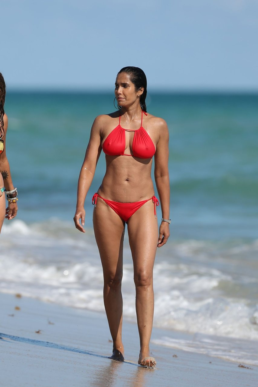 Nice padma lakshmi topless beach opinion you