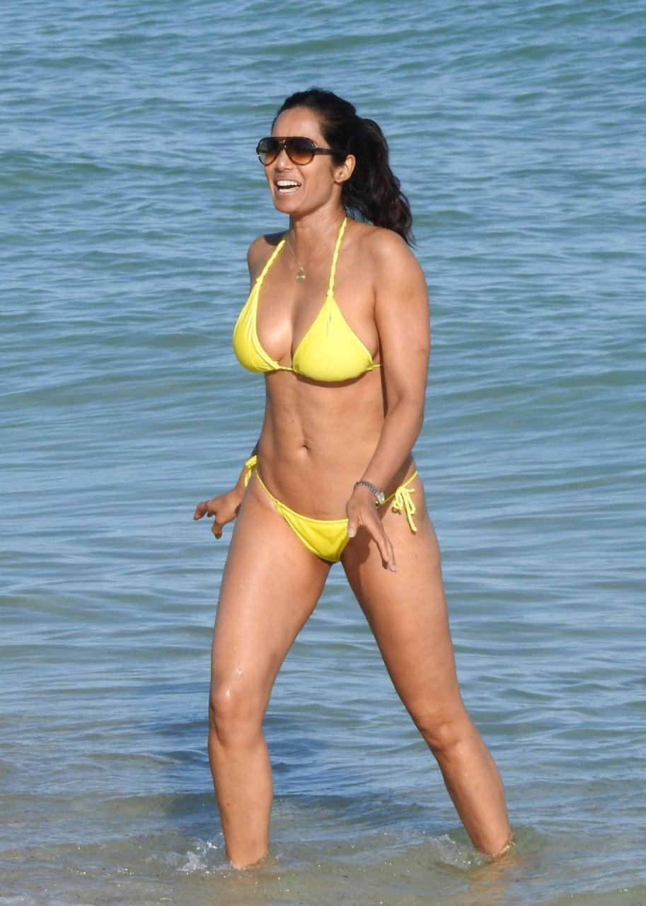 Padma Lakshmi Nude Photos and Videos | #TheFappening
