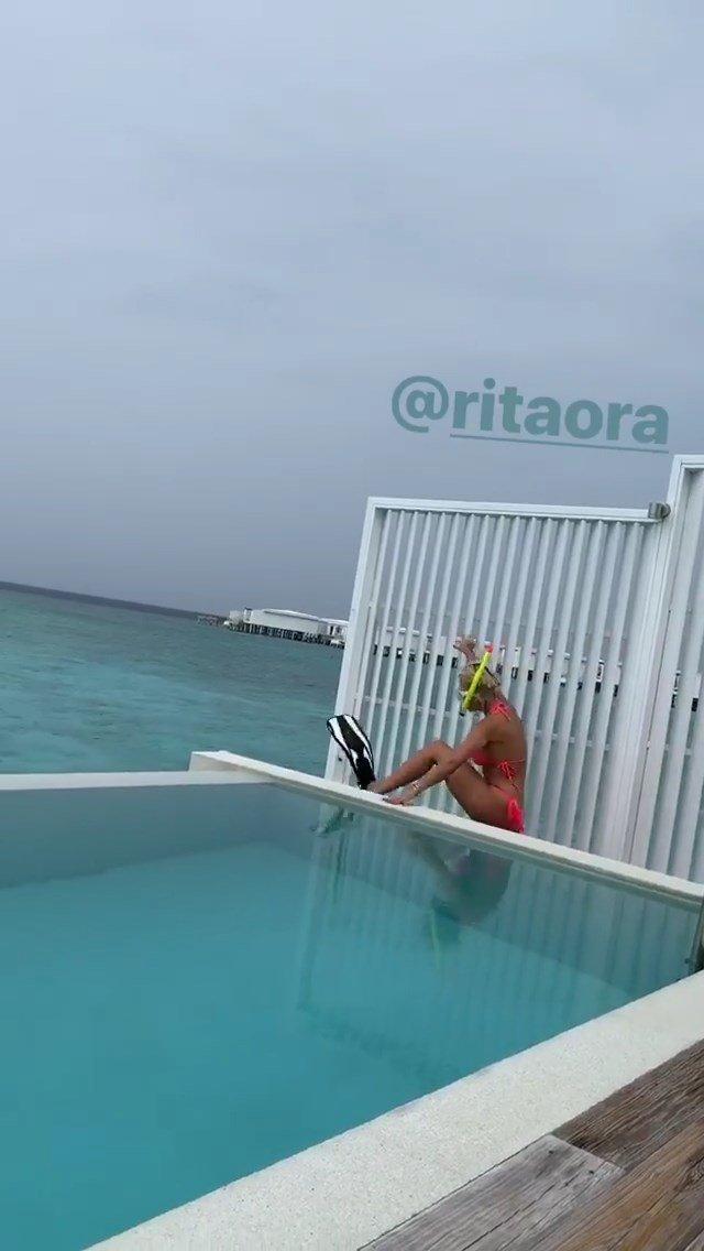 Rita Ora Sexy (15 Pics + GIF)