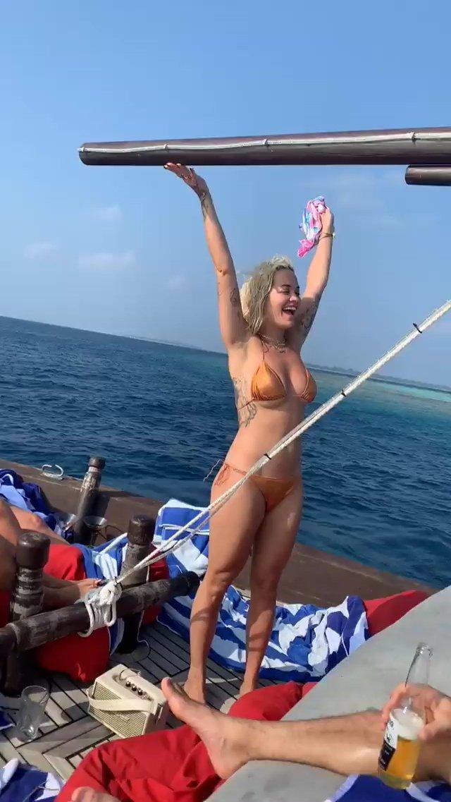 Rita Ora Sexy (35 Pics + GIFs & Video)