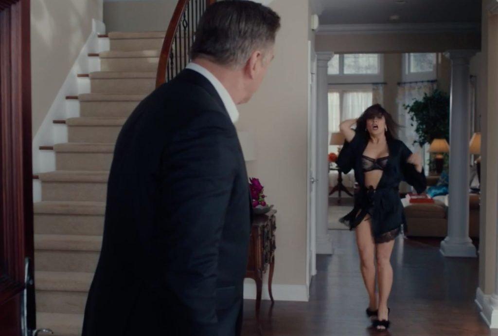 Salma Hayek Sexy (6 Pics + Video)