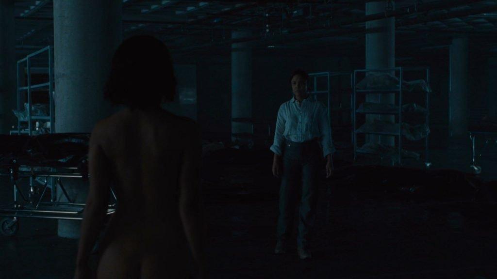 Tessa Thompson Nude – Westworld (3 Pics + GIF & Video)