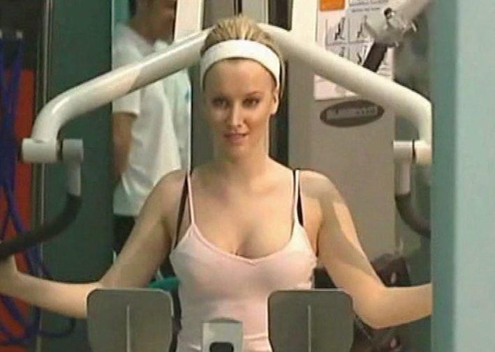 Nackt Tiffany Mulheron  Ashley Mulheron