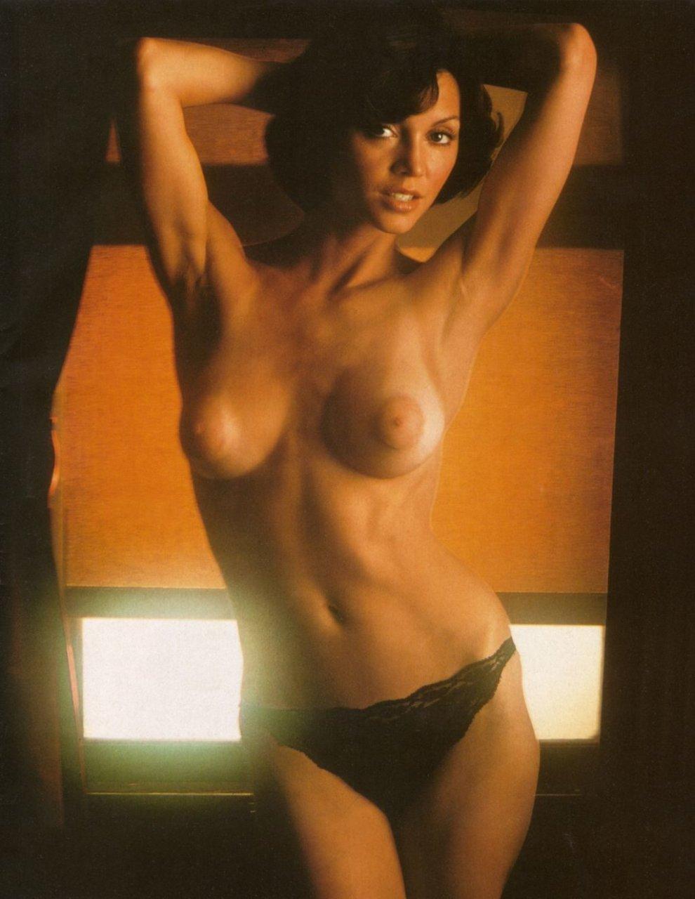 victoria principal nude photos